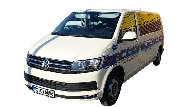 Minicar Van, City 6000