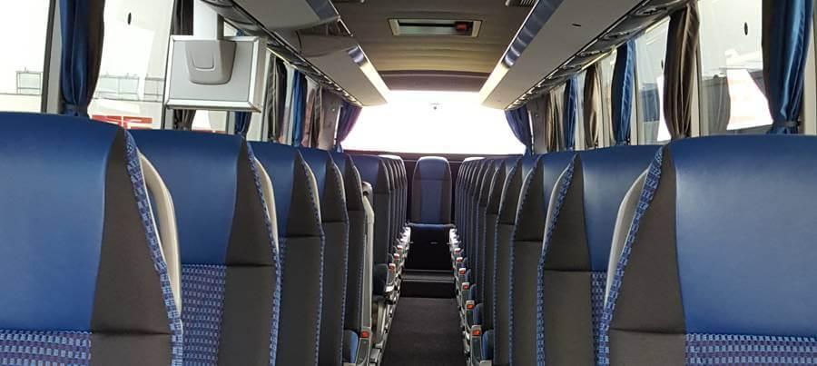 Ausflug mit dem Bus, Heinsberg