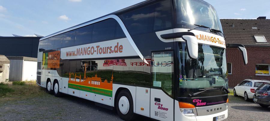 Doppeldecker Bus Heinsberg