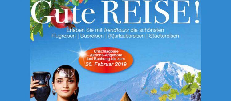 eise Angebote trendtours Februar 2019